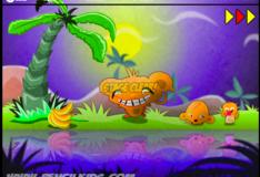 Игра Игра Счастливая обезьянка 3