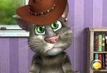 Играть бесплатно в Говорящий кот