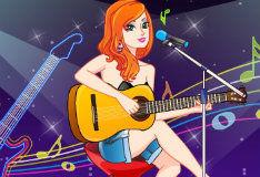 Игра Игра на гитаре
