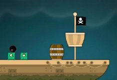 Игра Монстры и пираты