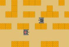 Игра Лабиринты с танками