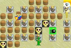 Игра Для девочек: Бомберы 6