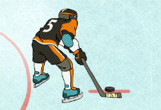 Игра Хоккейный шутер