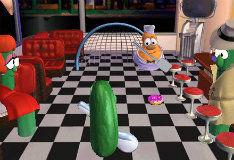 Игра Пончиковый хоккей