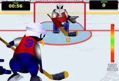 Игра Хоккей на айсберге