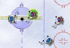 Игра Ледяной хоккей