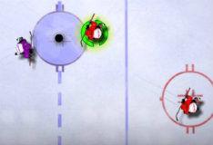 Хоккей 3 на 3