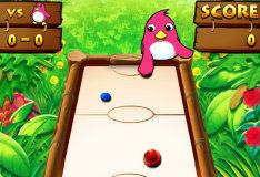 Игра Хоккей в зоопарке