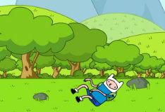 Игра Финн прыгун