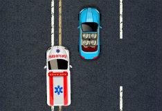 Игра Водитель неотложки