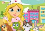 Играть бесплатно в Ветеринарная клиника