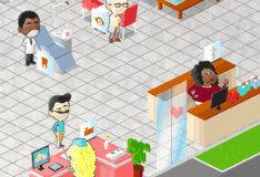 Игра Веселая больница 2