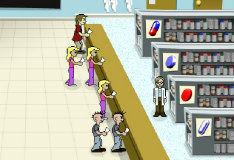 Игра Фармацевт-провизор