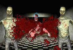 Игра Зомби-госпиталь