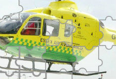 Игра Вертолет скорой помощи