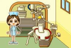 Игра Декорирование больницы