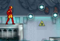 Игра Железный человек: восстание машин