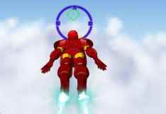 Игра Железный человек: летная школа