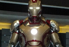 Железный человек 3: Испытание костюма