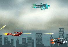 Игра Железный человек 3: Воздушный десант