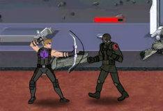 Игра Мстители: уличные войны