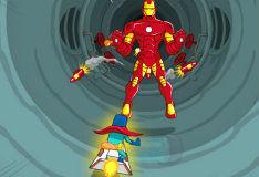 Игра Лего Марвел: Супергерои