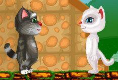 Игра Приключения говорящего кота
