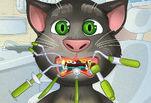 Играть бесплатно в Кот Том у зубного