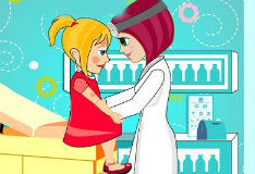 Игра Медсестра Эми