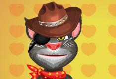 Игра Приодень-ка кота Тома
