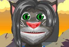 Игра Игра Кот Том - Уход за лапками
