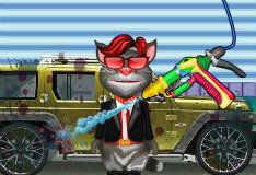 Мойка машины Тома