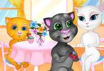 Игра Игра Кот Том Свадьба Тома и Анджелы
