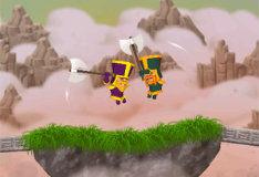 Игра Противостояние облачных рыцарей