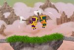 Противостояние облачных рыцарей
