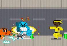 Игра Уличный карате-мастер