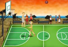 Игра Баскетбольный кубок