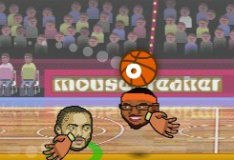 Баскетбол головами