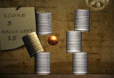 Игра Уничтожитель консервных банок