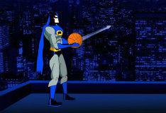Игра Бэтмен любит баскетбол