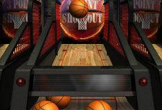 Игра Виртуальный баскетбол
