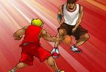 Играть бесплатно в Уличный баскетбол