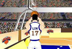 Игра Баскетбол с Джереми Лином