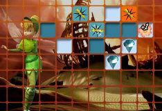 Игра Динь-Динь и потерянное сокровище