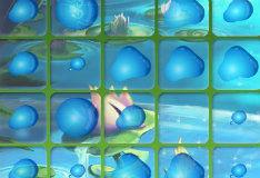 Игра  Волшебные росинки
