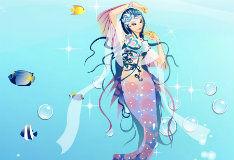 Игра Даша: приключения русалочки