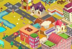 Игра Городок