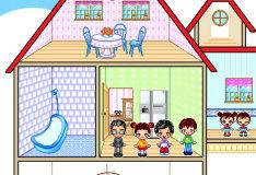 Игра Кукольный домик 4