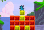 Игра Stitch Experiments on the Loose