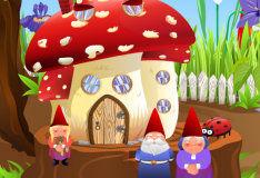 Игра Домик-грибок 2